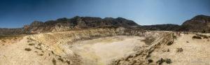 Vulkankrater Nisyros