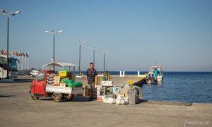 Hafen Nisyros