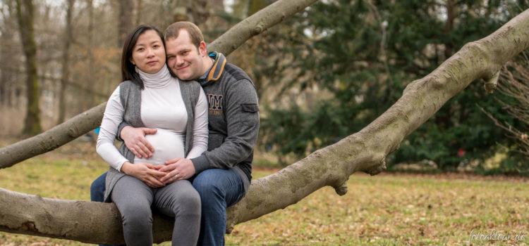 Babybauchshooting | Lien & Roman