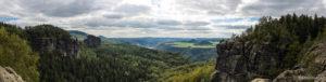 Blick nach Tschechien