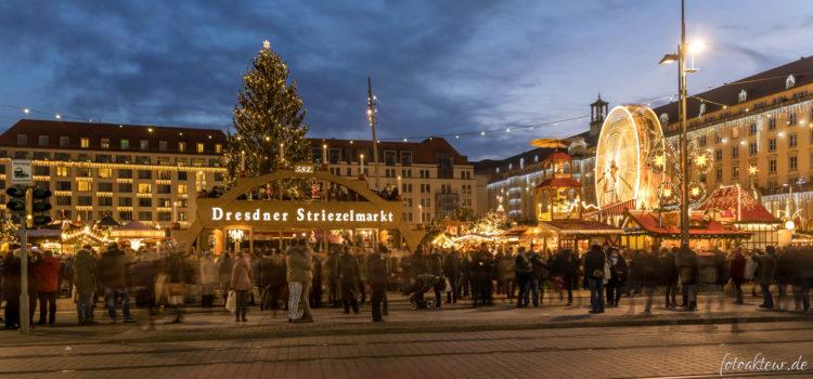 Dresdner Weihnachtsmärkte 2016