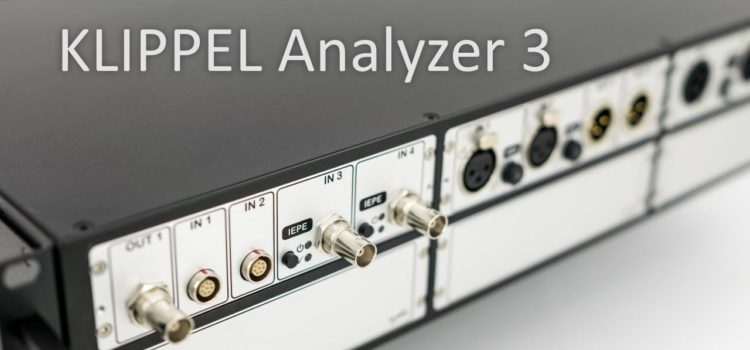 Produktvideo: Klippel Analyzer 3