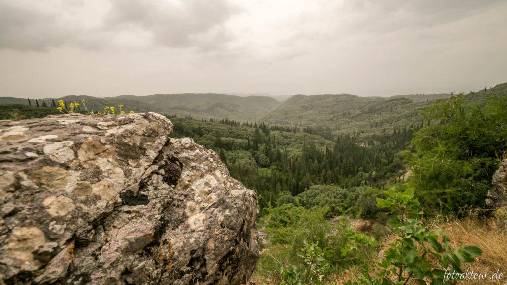 Korfu die grüne Insel